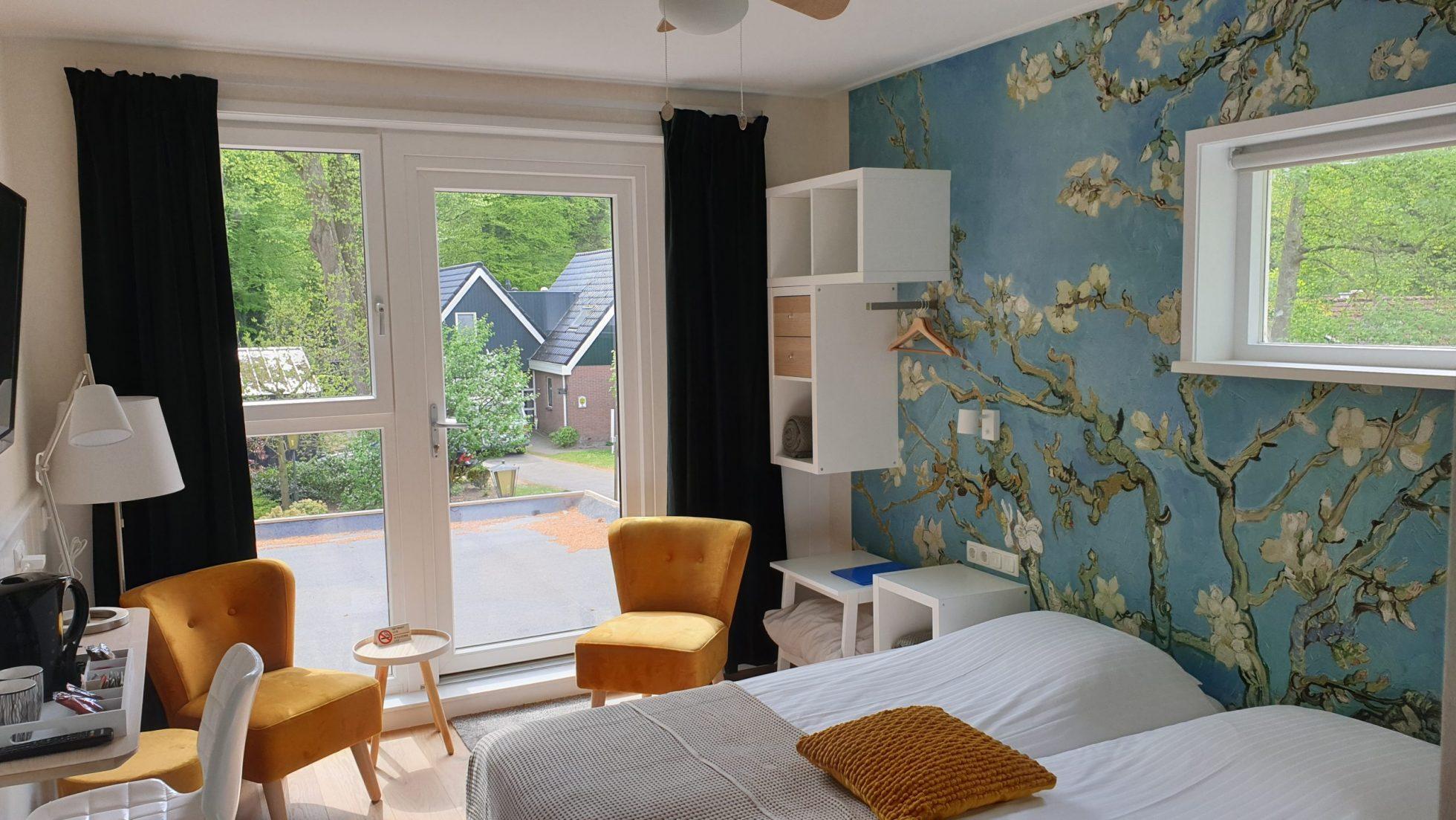 Hotel Jans Rijs Ontwerpburo Wietze Dijkstra
