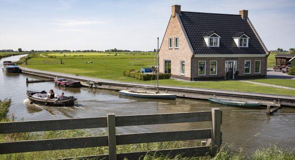 Ontwerp Buro Wietze Dijkstra Terherne - Nieuwbouw Easterwierrum